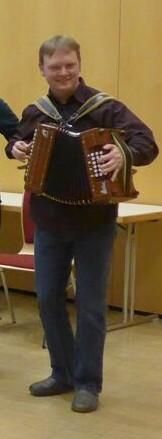 Klaus diatonisches Akkordeon danzboda Neckartailfingen danzamol