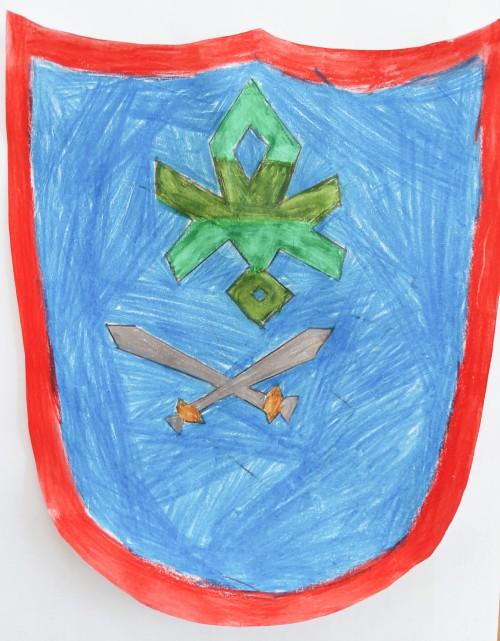 Wappen 1 Ritter Namenlos