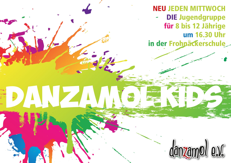 danzamol Kids Logo
